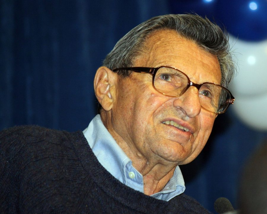 Mixed Reactions Over Joe Paterno Honor