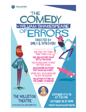 10 Reasons to See The Comedy of Errors