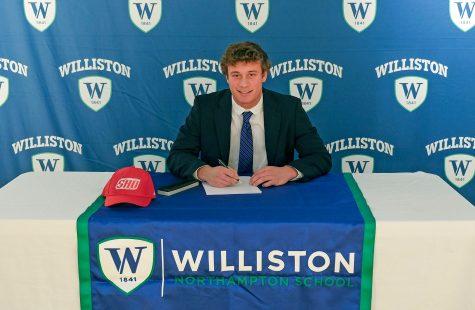 Andy Ward Visits Williston