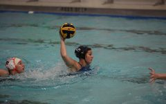 Water Polo Brings Out Abbie Coscia's Inner Warrior