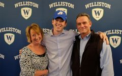 JT Chamberlain Fulfills Longtime Dream, Signs to Assumption College Hockey