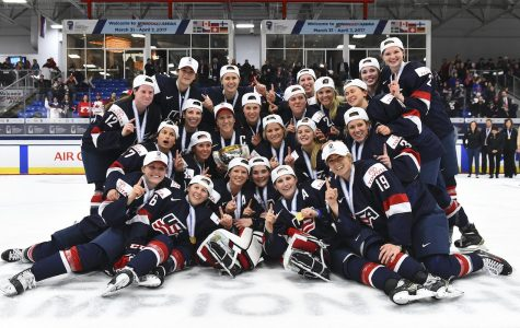 US Women's Hockey Boycotts for Change
