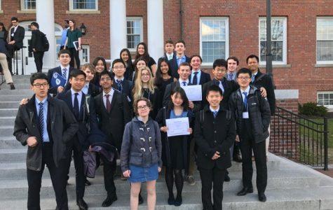 Williston Wins Big at Model UN Conference