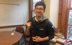 Steven Wang: Williston's Math Genius