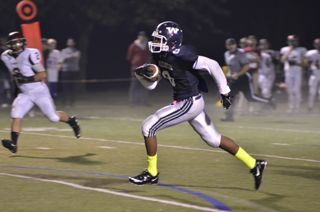 DonQuale Williams: A Williston Football Star