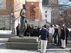 The Middle School State House Trip: Active and Interactive