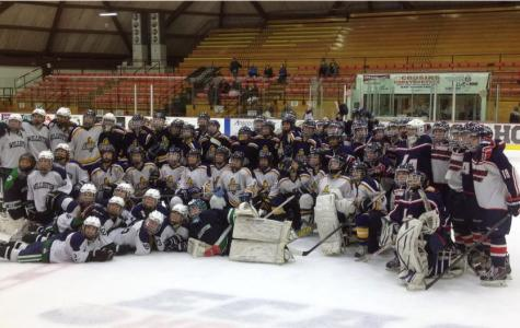 Girls Hockey Dominates Holiday Jamboree Tournament