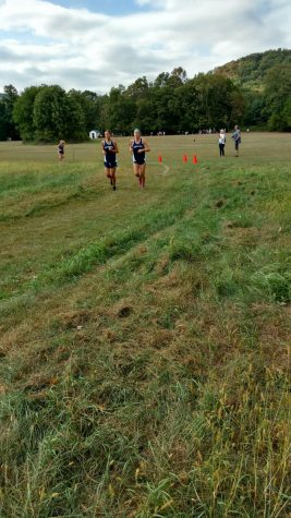 Off and Running with Girls Cross Country