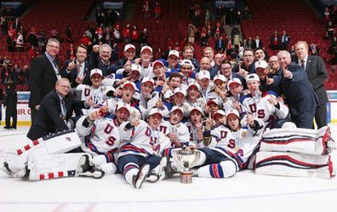 USA Wins World Junior Hockey Tournament