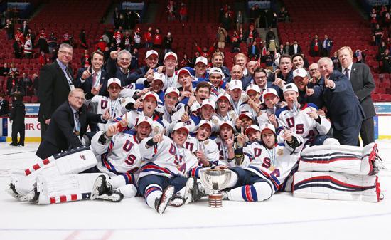 Usa Wins World Junior Hockey Tournament The Willistonian Est 1881
