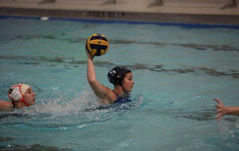 Girls Water Polo Starts Season Strong