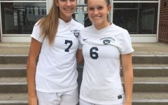 Lifelong Friendship Binds Girls Soccer Captains