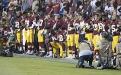 NFL Anthem Controversy Continues