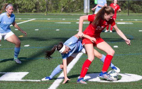 Marielle McEnaney Shines on Soccer Squad