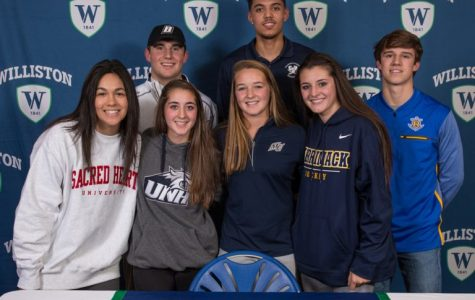 Seven Seniors Sign to Play College Sports