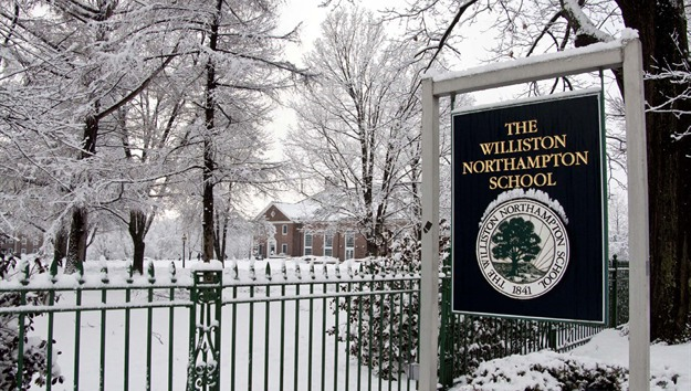 Williston+covered+in+snow.+Credit%3A+Boardingschools.com.