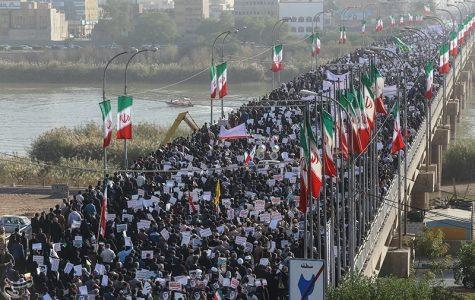 Protests Continue in Iran