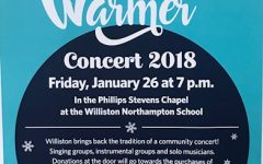 Winter Concert Set to Warm Community