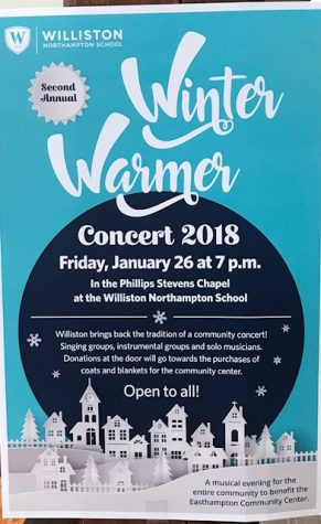 Winter Concert Set to Warm Community