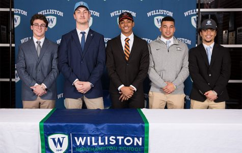 Williston Sends Five Football Players to Elite Universities, Colleges
