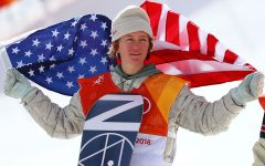 Red Gerard Takes Olympic Snowboarding Gold