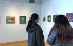 Riverside Industries Holds Exhibit in Grubbs Gallery