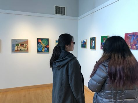 Faculty Art Show Opens in Grubbs Gallery