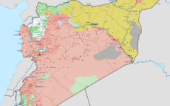 Syria Reportedly Uses Chemical Weapons on Civilians