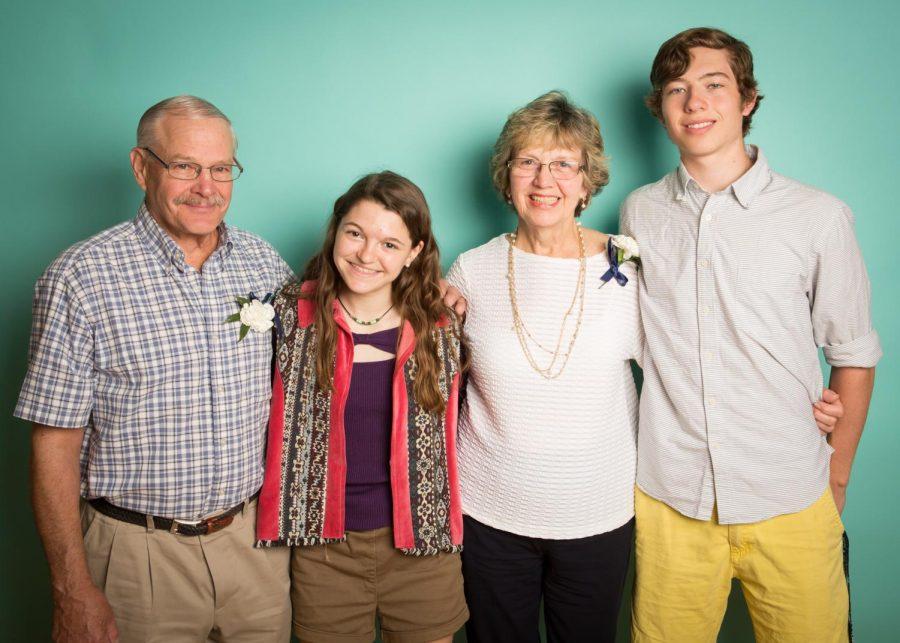 Williston Prepares for Grandparents' Day
