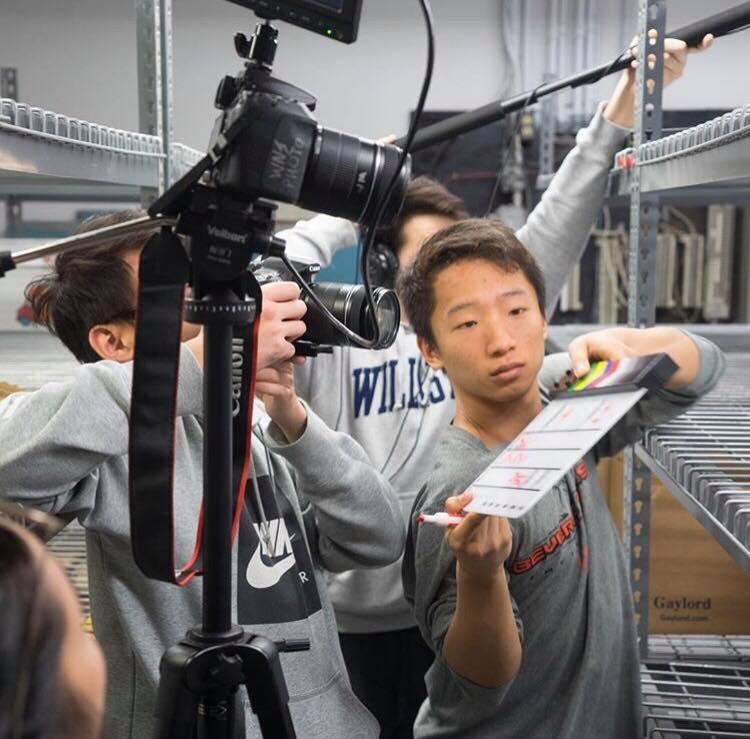 Film Students Get Taste of Hollywood