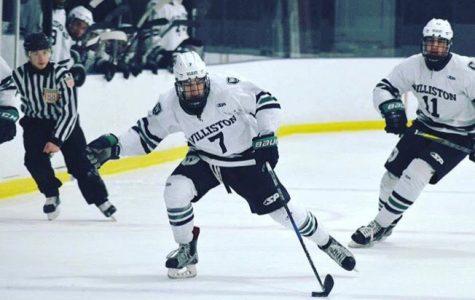 Kevin Lassman '19 Plans Junior Hockey Career