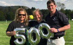 Jordan Strum Celebrates 500th Strikeout