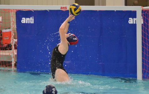 Dylan Fulcher-Melendy: A Force in Goal for Water Polo Team
