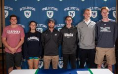 Williston Celebrates Six Scholar Athletes