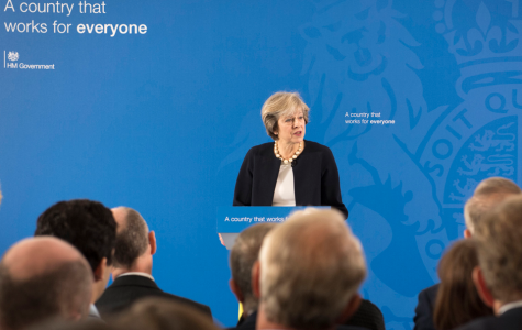 Prime Minister Theresa May, Credit: Wikimedia Commons