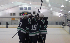 Boys Varsity Hockey Team Bonds, Communicates, Ahead of Season