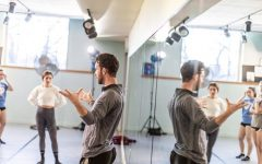 Visiting Dancer Ben Needham-Wood Hits It Out of the Park