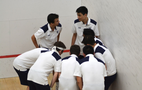 Squash Team Heads To Nationals