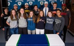 Williston Celebrates 14 College-Bound Student Athletes at Signing Ceremony