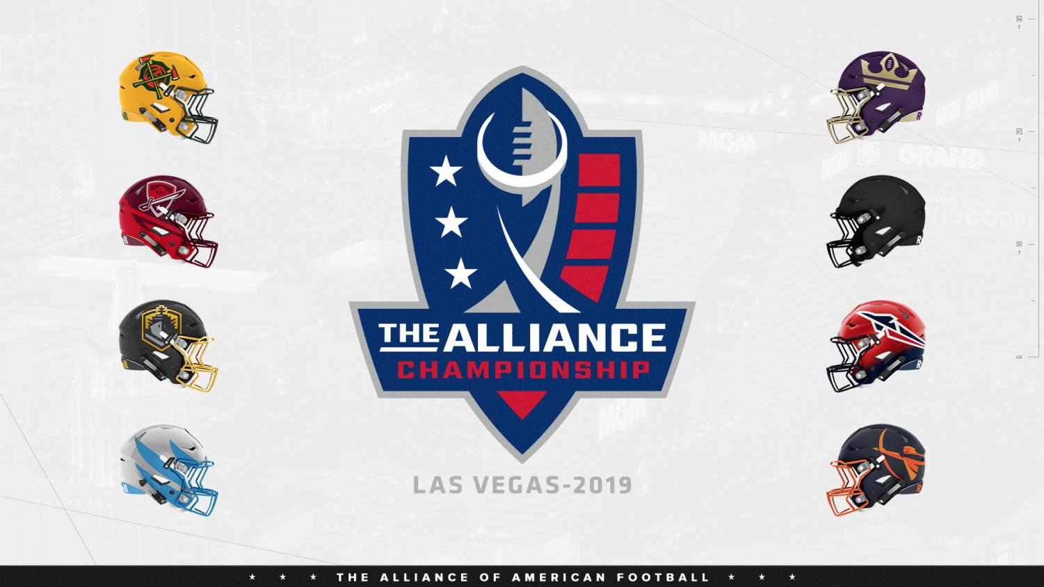 Credit: Alliance of American Football