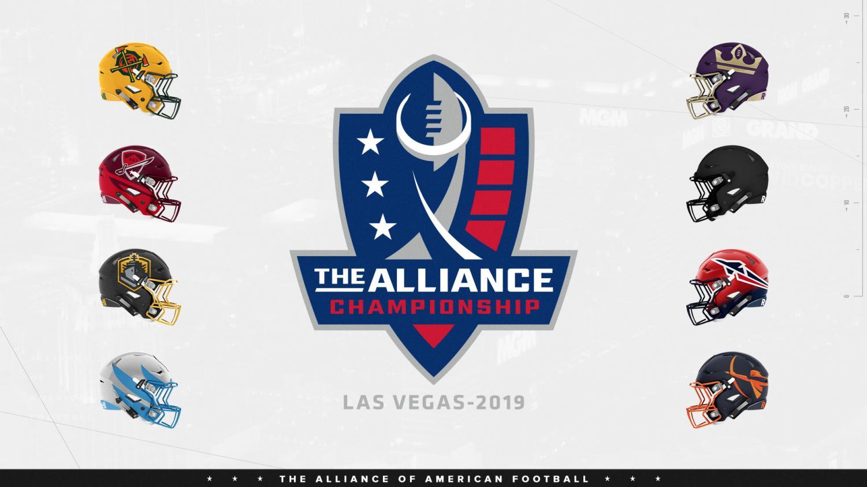Credit: Alliance of American Football