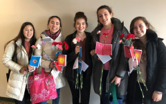 Spanish Club Spreads Heart And Help On Valentine's Day