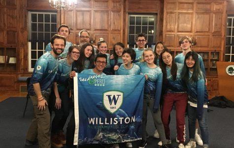 Williston Students Take to the World over Spring Break