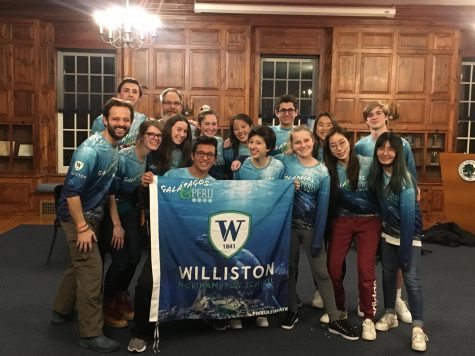 The Wide World of Williston: The Benefits of an Internationally Diverse Student Body