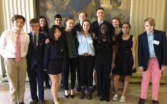 Wildcats Score Big at Model UN Conference