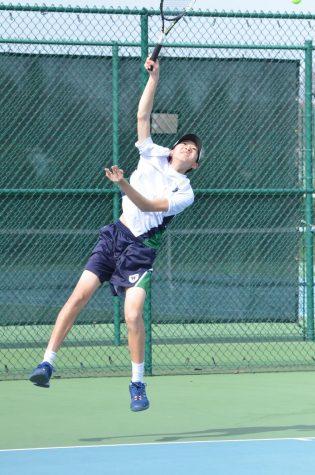 Ken Wang's Tennis Triumphs