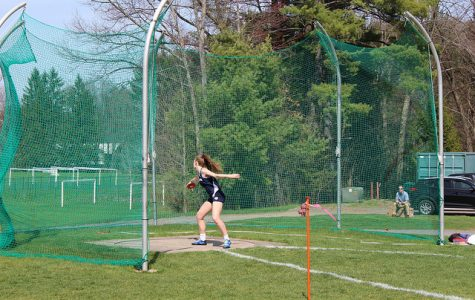 Gates MacPherson is on Track to be a Discus Star