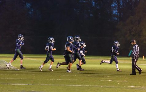 A JV Football Game. Credit: Williston Flickr
