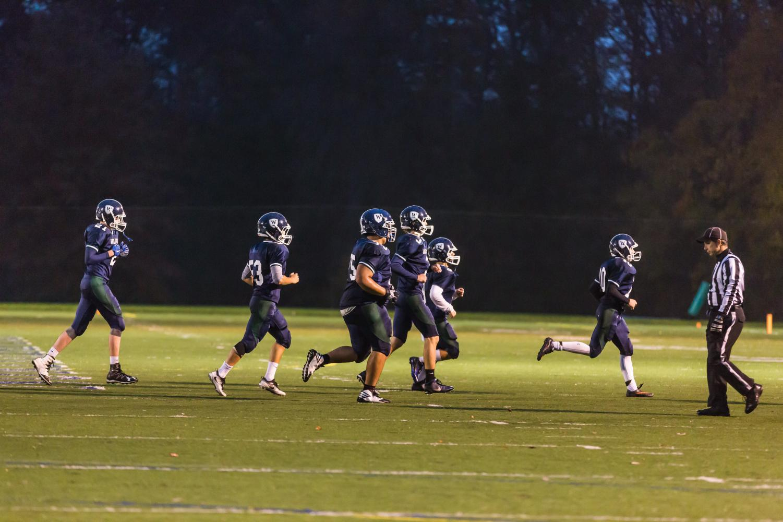 A JV Football Game. Credit: Williston Flickr