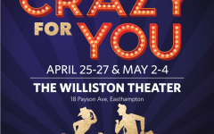 "Behind the Curtain with Williston's Upcoming Musical: ""Crazy for You"""